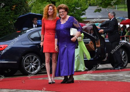 Barbara Stamm, Claudia Stamm