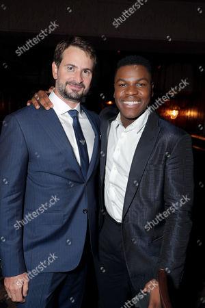 Writer/Producer Mark Boal, John Boyega