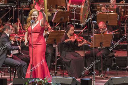 Stock Picture of Elena Stikhina
