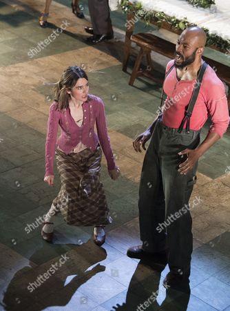 Shirley Henderson as Elizabeth, Arinze Kene as Joe