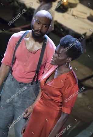 Arinze Kene as Joe, Sheila Atim as Marianne
