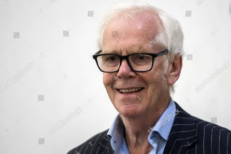 Star Wars actor Jeremy Bulloch attends photocall at Star Wars Identities London, United Kingdom - 26 Jul 2017 에디토리얼 이미지