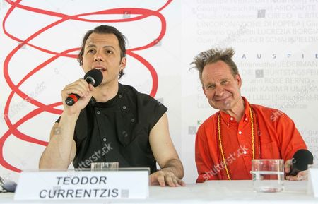 Editorial image of Salzburger Festival, Austria - 07 Jul 2017