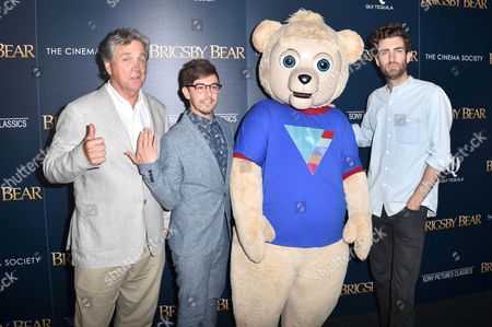 Editorial picture of 'Brigsby Bear' film premiere, Arrivals, New York, USA - 26 Jul 2017