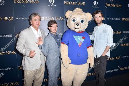 Editorial photo of 'Brigsby Bear' film premiere, Arrivals, New York, USA - 26 Jul 2017