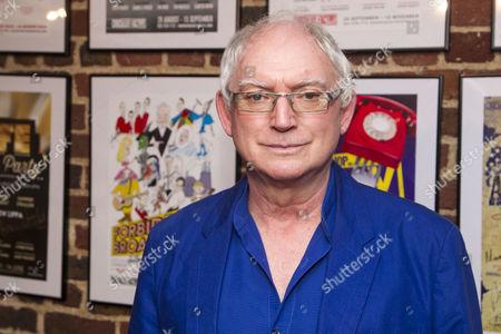 Stock Photo of Barry James (Bert)