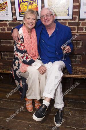 Stock Photo of Gay Soper (Grandma) and Barry James (Bert)
