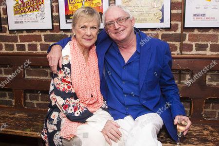 Gay Soper (Grandma) and Barry James (Bert)
