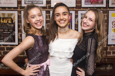 Editorial picture of 'The Secret Diary of Adrian Mole Aged 13 3/4' party, Press Night, London, UK - 26 Jul 2017