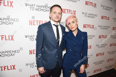 Tommy Wirkola, Director and Noomi Rapace