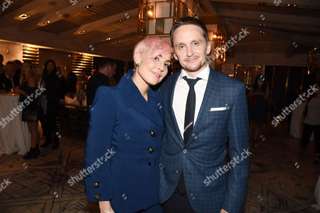 Noomi Rapace and Tommy Wirkola, Director
