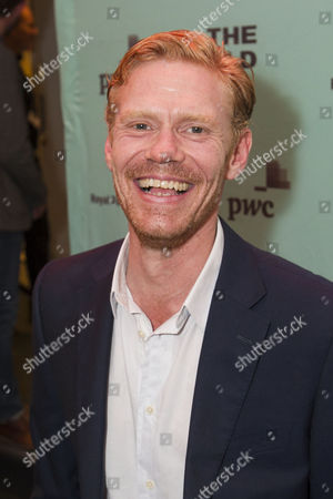 Editorial photo of 'Girl from the North Country' party, After Party, London, UK - 26 Jul 2017