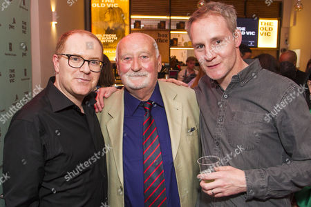Conor McPherson (Author/Director), Michael McPherson and Peter McDonald