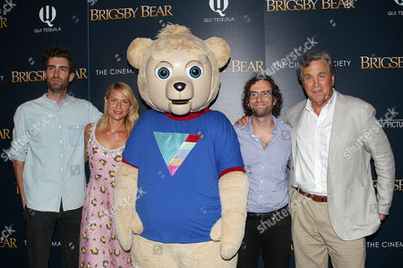 Dave McCary, Claire Danes, Kyle Mooney and Tom Bernard (Co-Founder, President; Sony Pictures Classics)