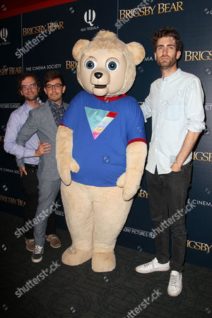 Kyle Mooney, Jorma Taccone and Dave McCary (Director)