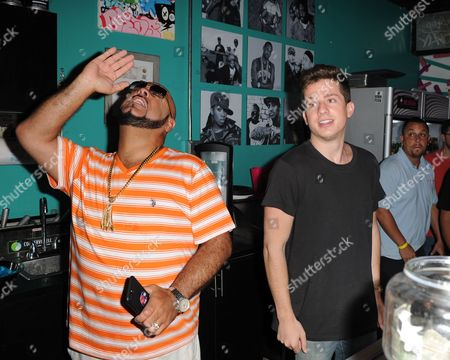 DJ Laz, Charlie Puth