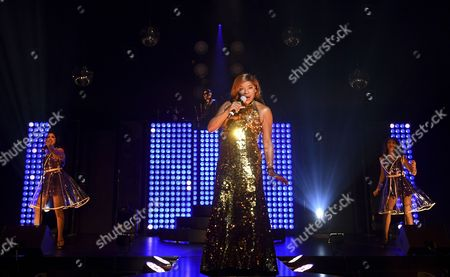 Stock Image of Marcia Hines
