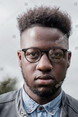 London United Kingdom - September 5: Portrait Of British-zimbabwean Musician Kelvin Jones Photographed At The Old Eagle Pub In London On September 5