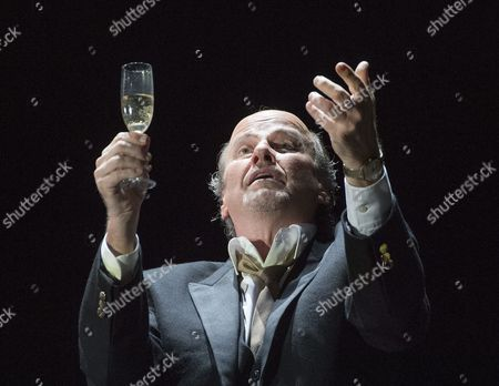 Stock Image of Richard Croft as Tito,