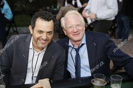 Stock Image of David Spitz and Don Most