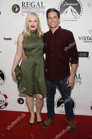 Adrienne Frantz Bailey and Scott Bailey