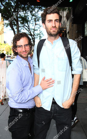 Stock Picture of Kyle Mooney, Dave McCary,