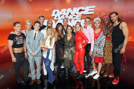 Editorial photo of RTL Dancing show Dance Dance Dance, Cologne, Germany - 12 Jul 2017