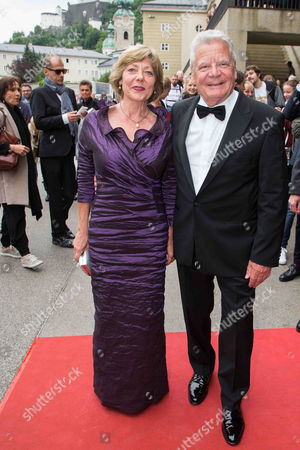 Daniela Schadt, Joachim Gauck