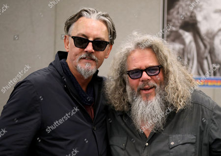 Mark Boone Junior and Tommy Flanagan