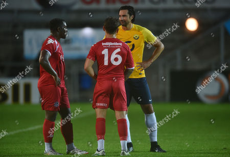 Editorial picture of Torquay United v Truro City, Torquay, UK - 28 July 2017,