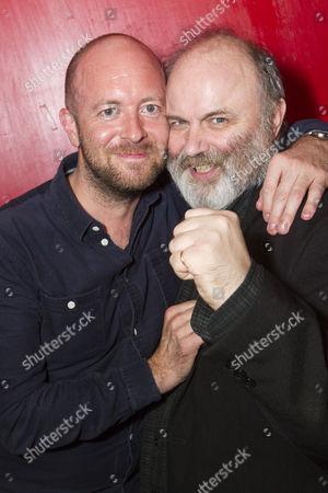 John Tiffany (Director) and Jim Cartwright (Author)