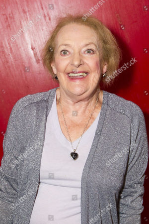 Stock Picture of June Watson (Molly/Linda)