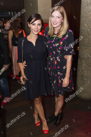 Editorial picture of 'Road' play, After Party, London, UK - 28 Jul 2017