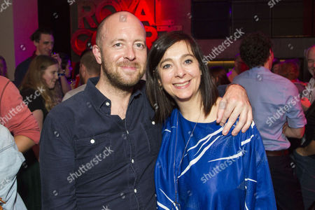 John Tiffany (Director) and Vicky Featherstone (Artistic Director)