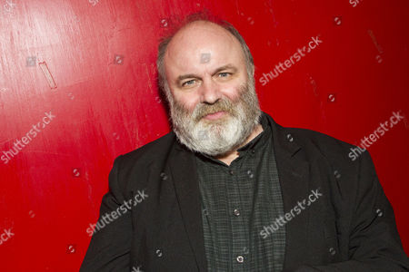 Stock Picture of Jim Cartwright (Author)