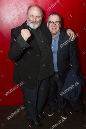 Editorial image of 'Road' play, After Party, London, UK - 28 Jul 2017