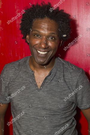 Stock Picture of Lemn Sissay (Scullery)