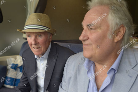 Stan Bowles with Gerry Francis