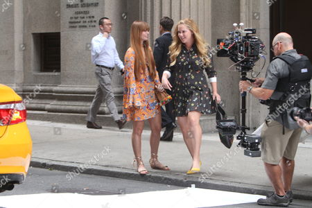 Amy Schumer and Chloe Hurst