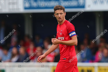 David Mooney of Leyton Orient during Billericay Town vs Leyton Orient, Friendly Match Football at the AGP Arena on 29th July 2017