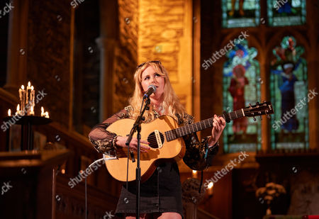 Stock Photo of Holly Macve at The Church,