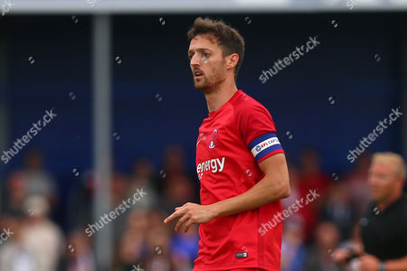 David Mooney of Leyton Orient during Billericay Town vs Leyton Orient, Friendly Match Football at New Lodge on 29th July 2017