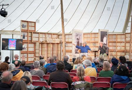 Editorial photo of Port Eliot Festival, St Germans, Cornwall - 29 Jul 2017