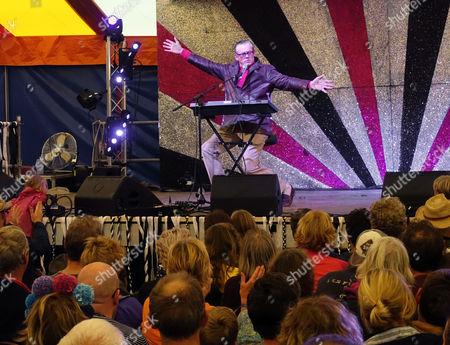 Editorial photo of Port Eliot Festival, St Germans, Cornwall, UK - 29 Jul 2017