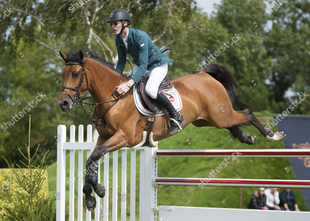 Editorial picture of The Longines Royal International Horse Show, 2017, The All England Jumping Course, Hickstead Showground, West Sussex, United Kingdom. 30th July 2017