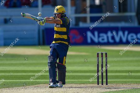 Editorial photo of Kent County Cricket Club v Glamorgan County Cricket Club, NatWest T20 Blast South Group - 30 Jul 2017