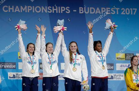 Editorial image of Swimming Worlds, Budapest, Hungary - 30 Jul 2017