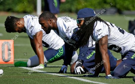 Editorial image of Seahawks Football, Renton, USA - 30 Jul 2017