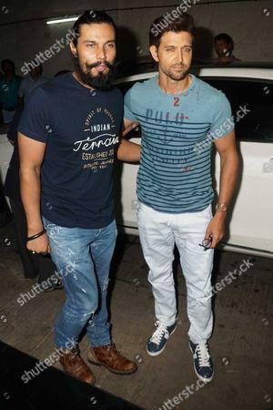 Randeep Hooda and Hrithik Roshan