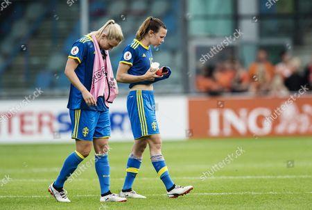 Jessica Samuelsson, Jonna Andersson